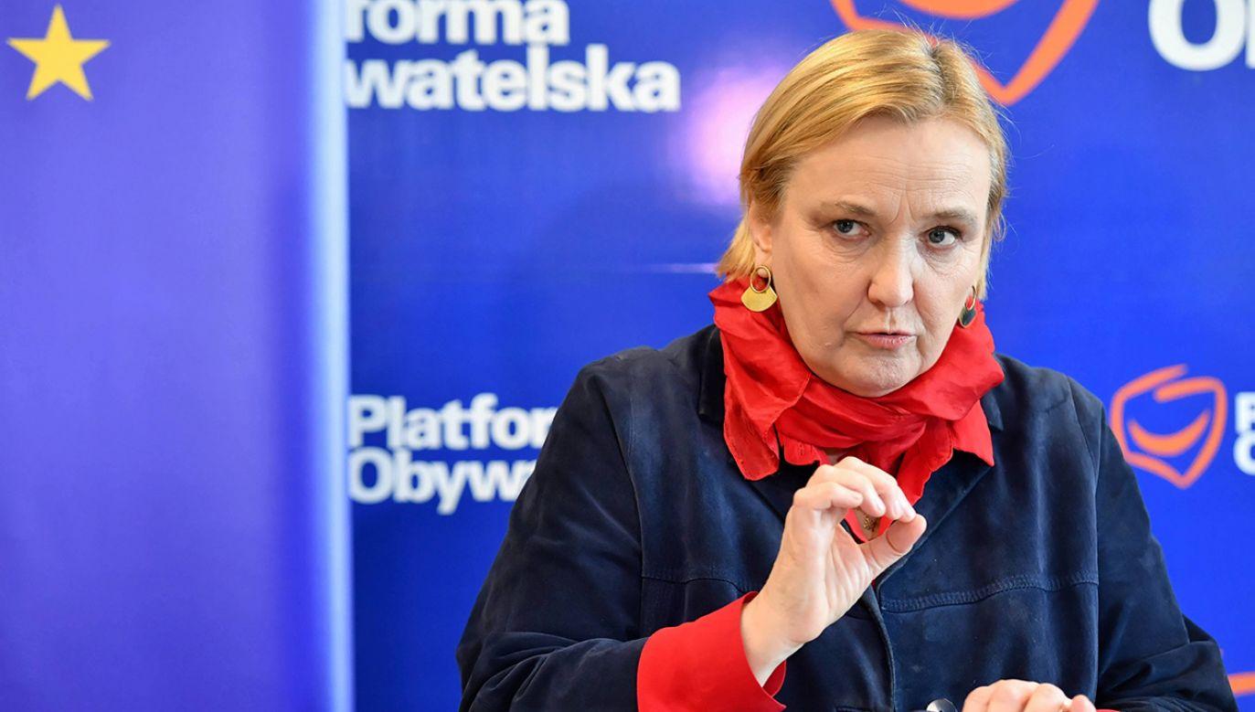 """Zdaniem Thun, jako członek UE """"chcemy brać pieniądze od innych krajów, ale przypadkiem nie dawać"""" (fot. arch. PAP/Piotr Polak)"""