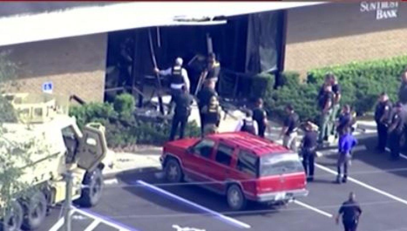 21-letni podejrzany o dokonanie tego ataku jest w rękach policji (fot. Youtube)