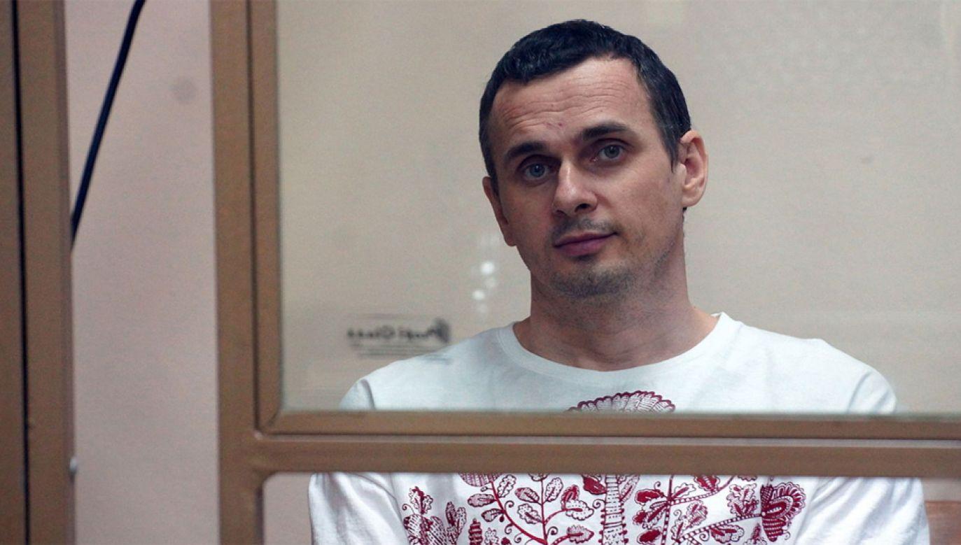 Ołeh Sencow jest więziony w Rosji  (fot. Wikimedia XCommons/ Anonymon)