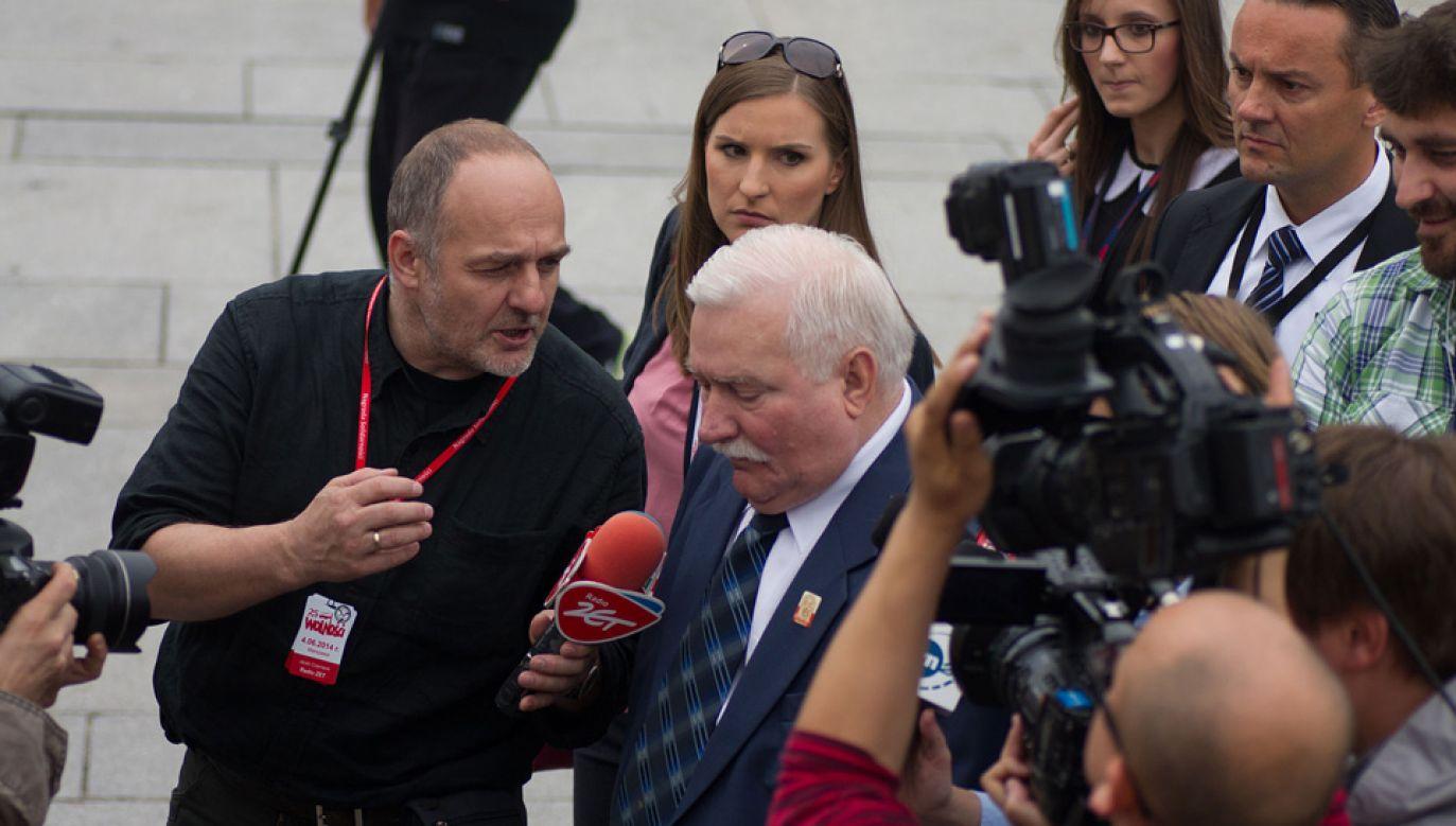 Lech Wałęsa twierdzi, że nie dostał listu od gen. Czesława Kiszczaka (fot. Wiki/Mateusz Włodarczyk)