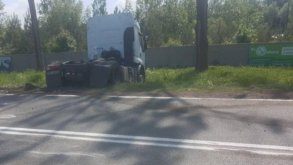 fot. Pomoc Drogowa 24 h Sławomir Kulczyński
