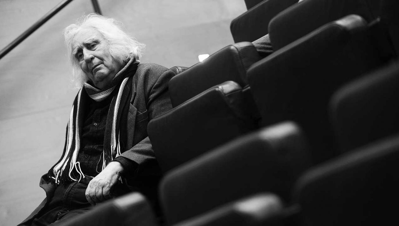 Miał 85 lat (fot. arch. PAP/Bartłomiej Zborowski)