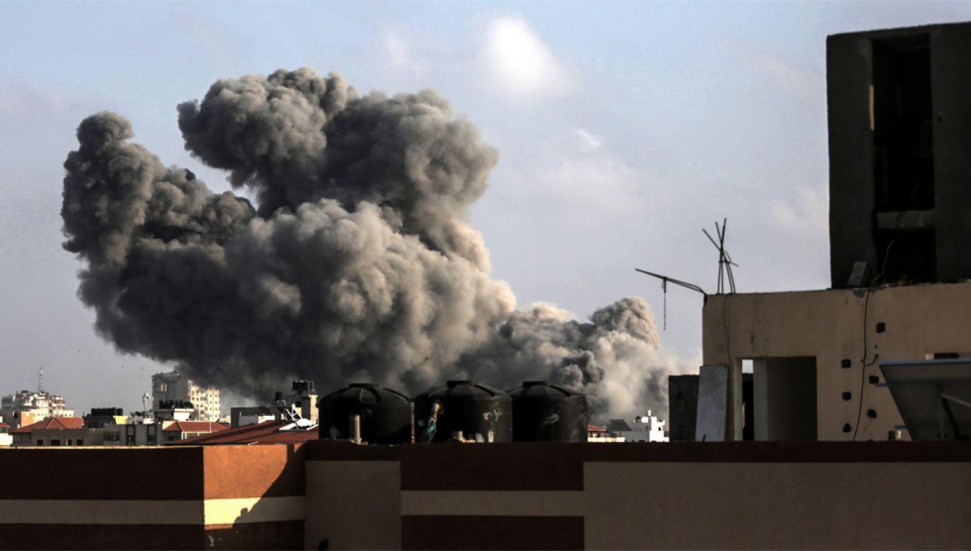 Często dochodzi do wzajemnych ostrzałów między Izraelem a Syrią (fot. PAP/EPA/HAITHAM IMAD)