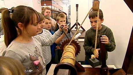 Interaktywna wystawa w Stalowej Woli