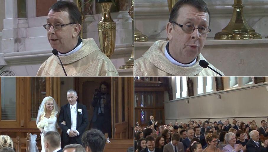 Ksiądz Zaśpiewał Na ślubie Hallelujah Cohena Hit W Sieci Tvpinfo