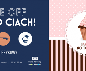 Bake Off - No to Ciach - Salon Językowy
