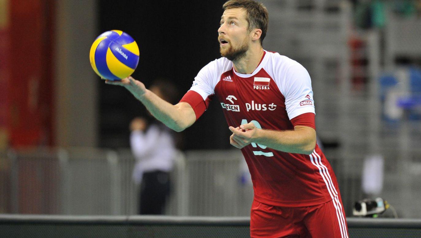 Michał Kubiak (fot. Getty Images)