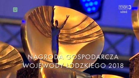 Nagroda Gospodarcza Wojewody Łódzkiego 2018 19.06.2018