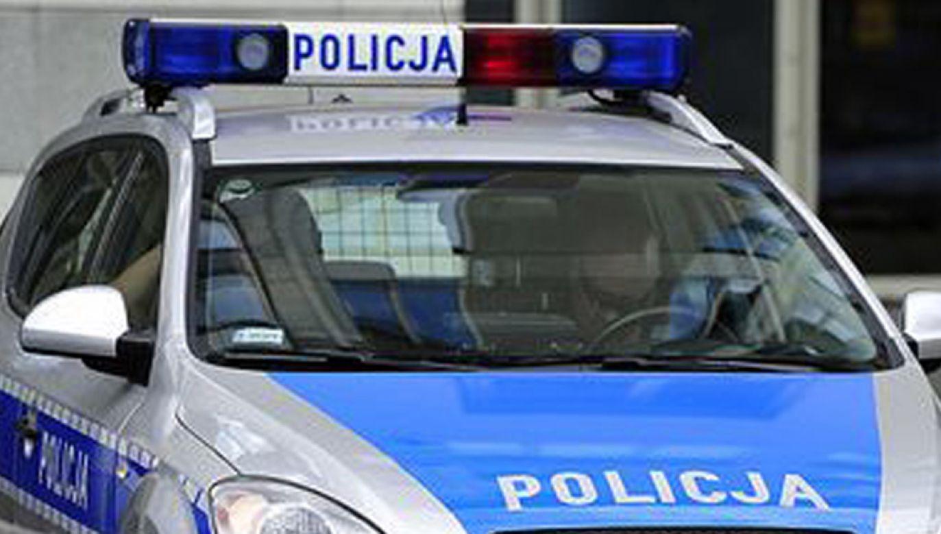 Policja wyjaśnia okoliczności śmierci mężczyzny (fot. TVP/M.Sochacki)