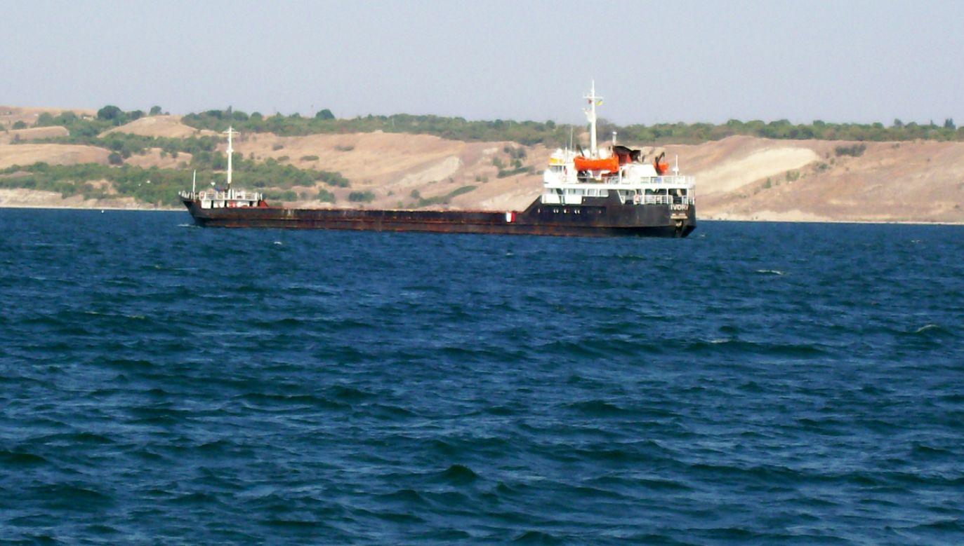 Szef MSZ Niemiec Heiko Maas uważa, że Rosja powinna zapewnić swobodę żeglugi w Cieśninie Kerczeńskiej(fot. Wikimedia Commons/owen)