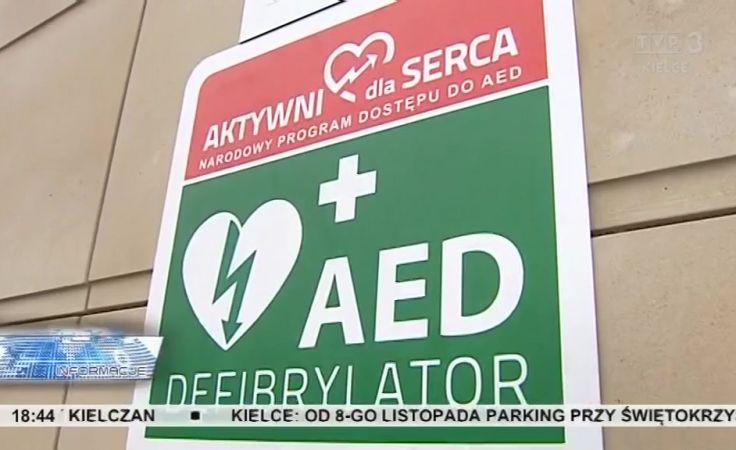 Akcja defibrylacja