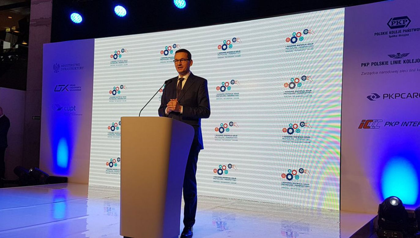 Premier Mateusz Morawiecki (fot. KPRM)