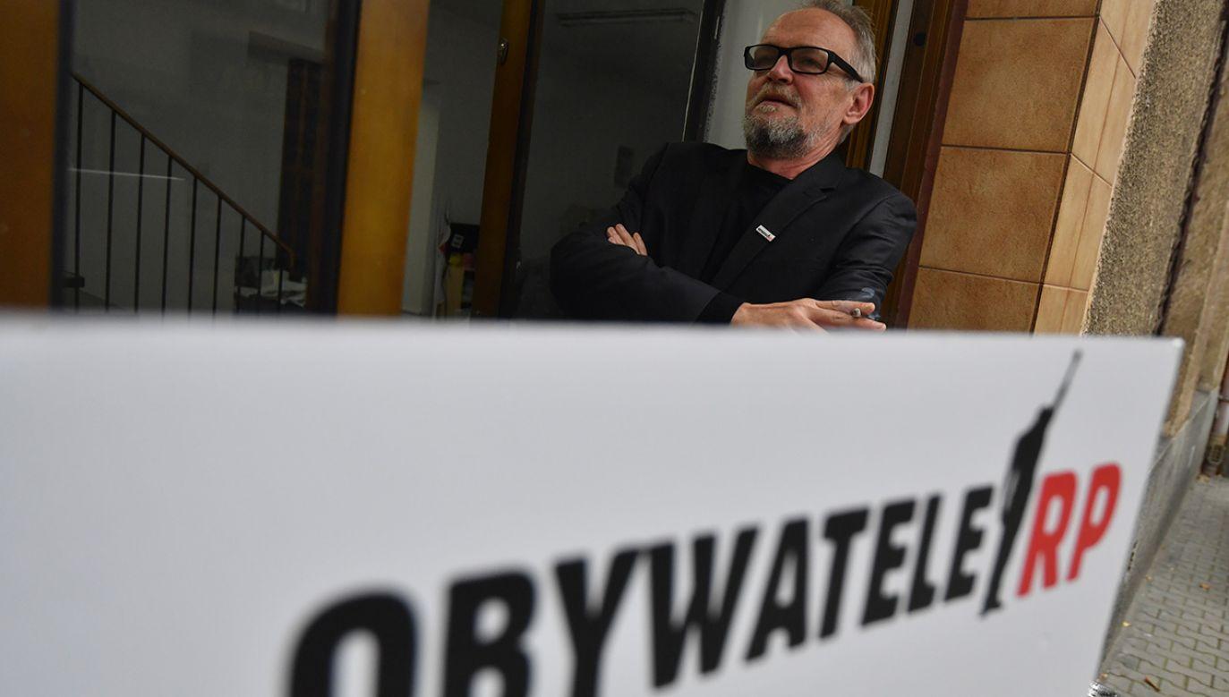 Nadzór nad fundacją sprawuje w myśl ustawy resort spraw wewnętrznych (fot. arch. PAP/Bartłomiej Zborowski)