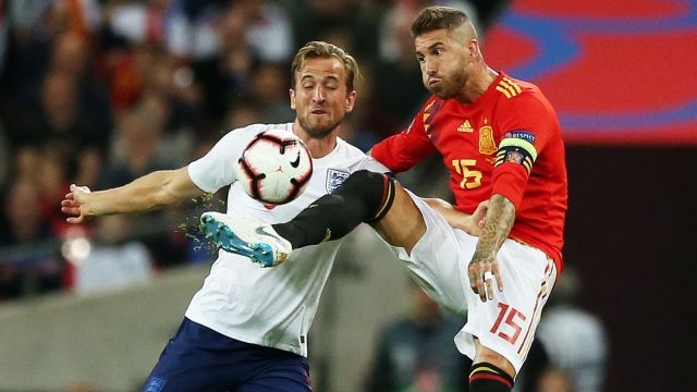 Liga Narodów: hitowe starcie Hiszpania – Anglia!