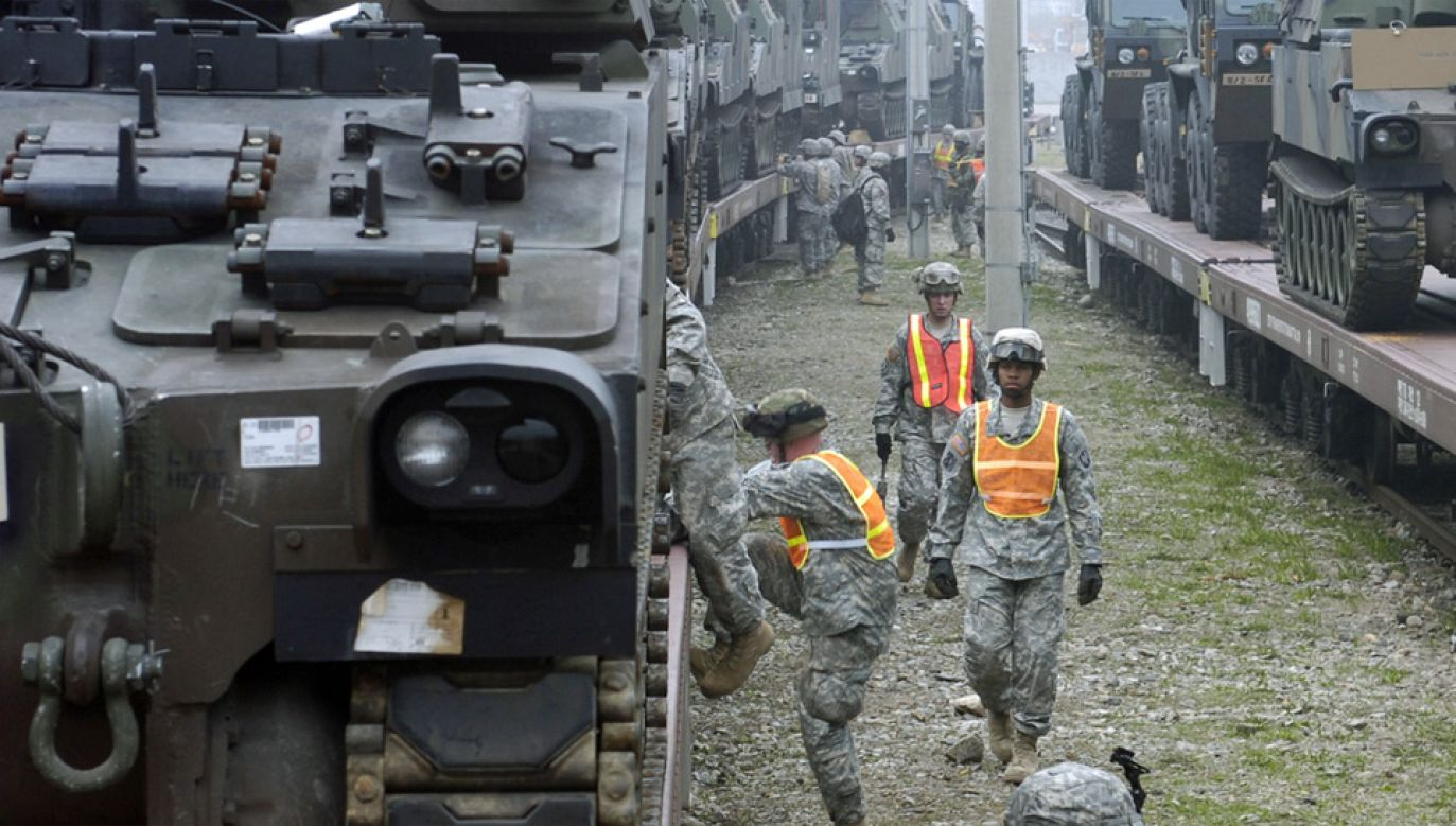 Amerykanie nie zdeklarowali się jeszcze w sprawie tzw. Fort Trump (fot. Flickr/US Navy)