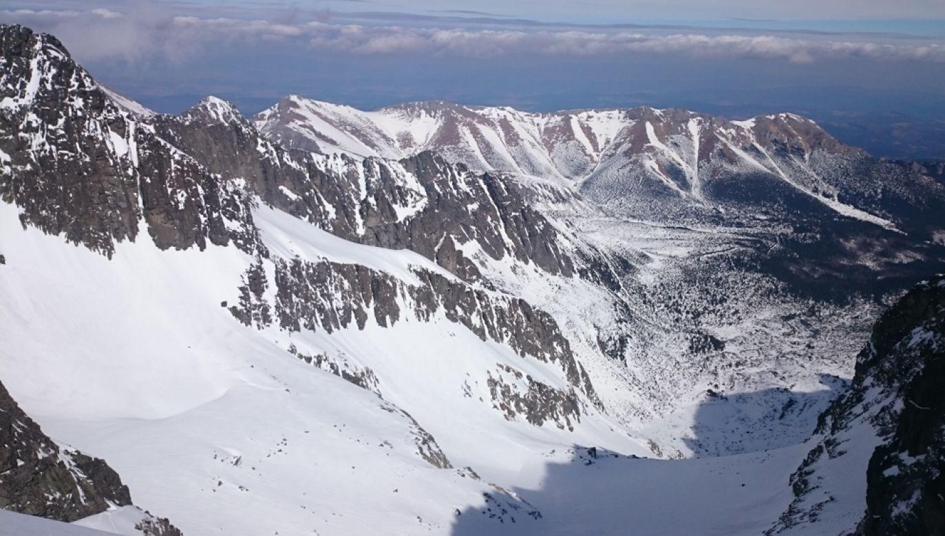 W Tatrach są nadal niekorzystne warunki do wycieczek górskich (fot. Flickr / Piotr Rzychon)