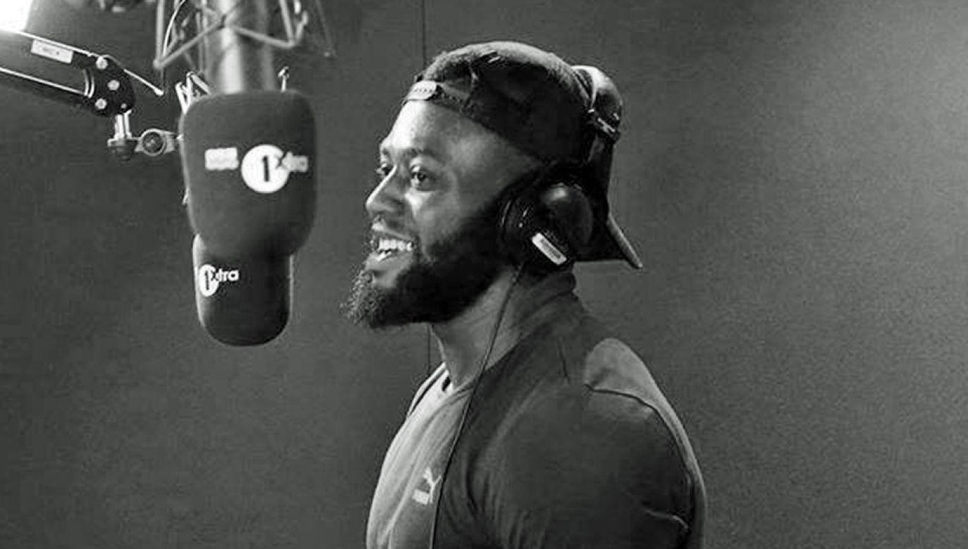Pochodzący z południowego Londynu Cadet był jedną z gwiazd brytyjskiego rapu (fot. mat.pras.)