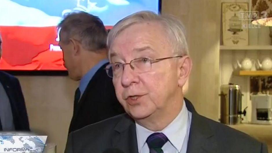 Krzysztof Lipiec, poseł RP, przewodniczący PiS w regionie