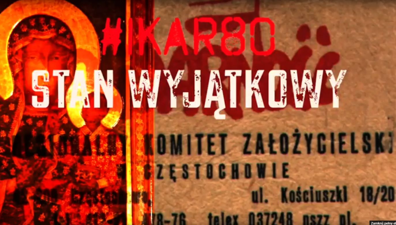 Premiera filmu odbędzie się 14 października 2018 r. w Muzeum Monet i Medali Jana Pawła II w Częstochowie (fot. YT/Dumni z Polski)