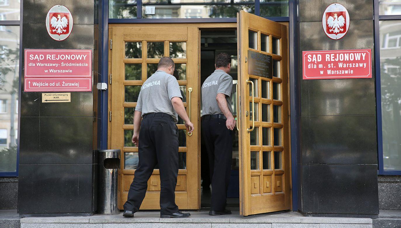 Za tego typu przestępstwa grozi do 10 lat pozbawienia wolności (fot. arch.PAP/Rafał Guz)