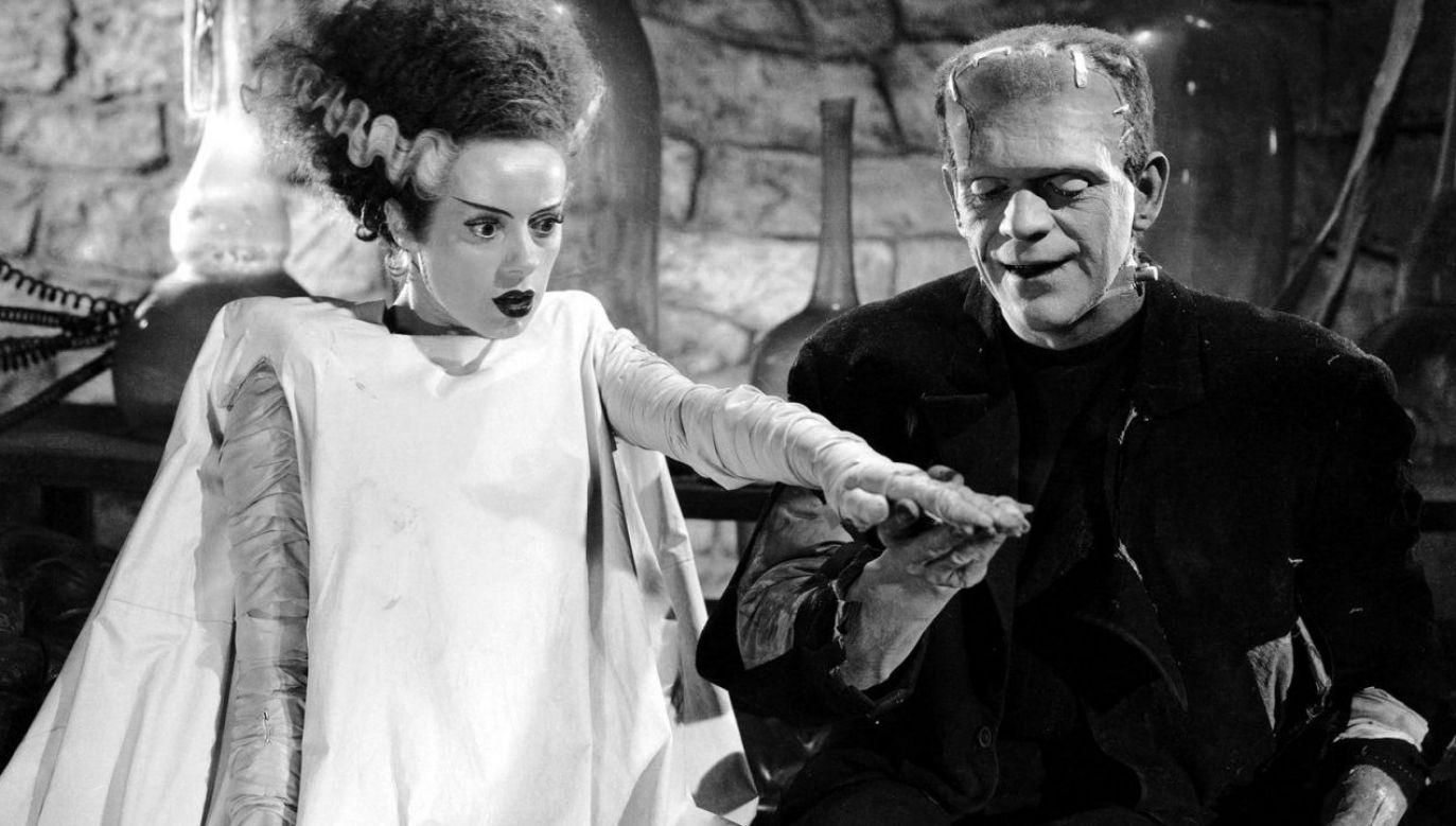 """Kadr z filmu """"Narzeczona Frankensteina"""""""