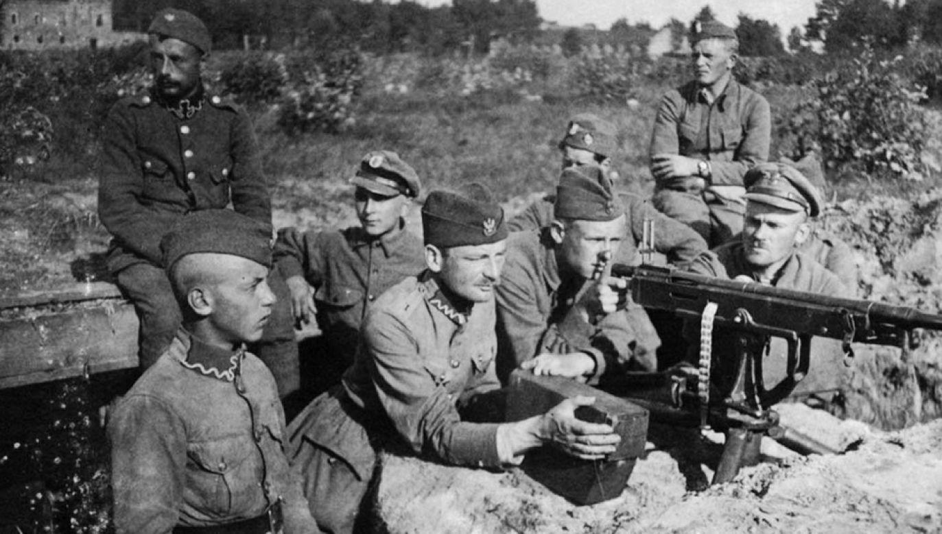 Polacy odparli Armię Czerwoną na przedpolach Warszawy (fot. Wiki)