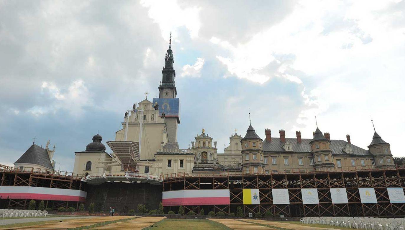 Sanktuarium Matki Bożej Częstochowskiej na Jasnej Górze (fot. arch. PAP/Przemysław Piątkowski)