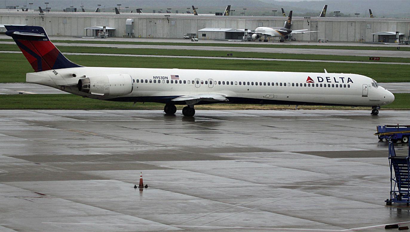 Na pokładzie MD-90 znajdowało się 164 pasażerów (fot. Flickr/Aeroprints.com)