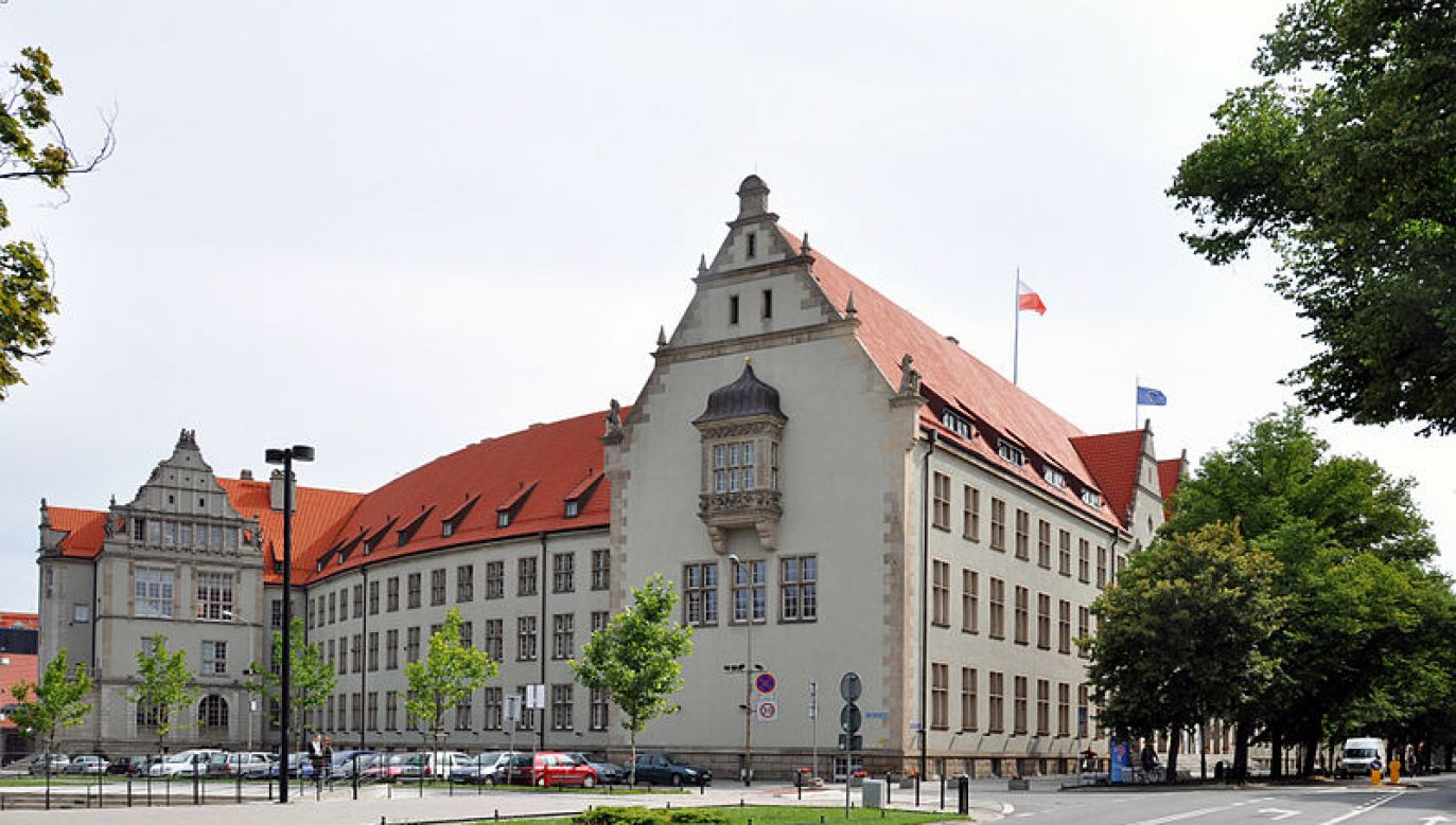 Wrocław University of Technology is one of the hosts of the mathematics conference. Photo: commons.wikimedia.org/Beata Zdyb