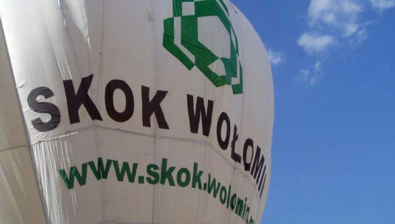 Nieprawidłowości w SKOK-u Wołomin to jedna z największych afer gospodarczych w historii Polski (fot. SKOK Wołomin)