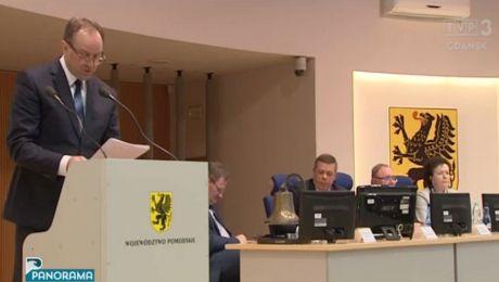 Sesja Sejmiku Województwa Pomorskiego