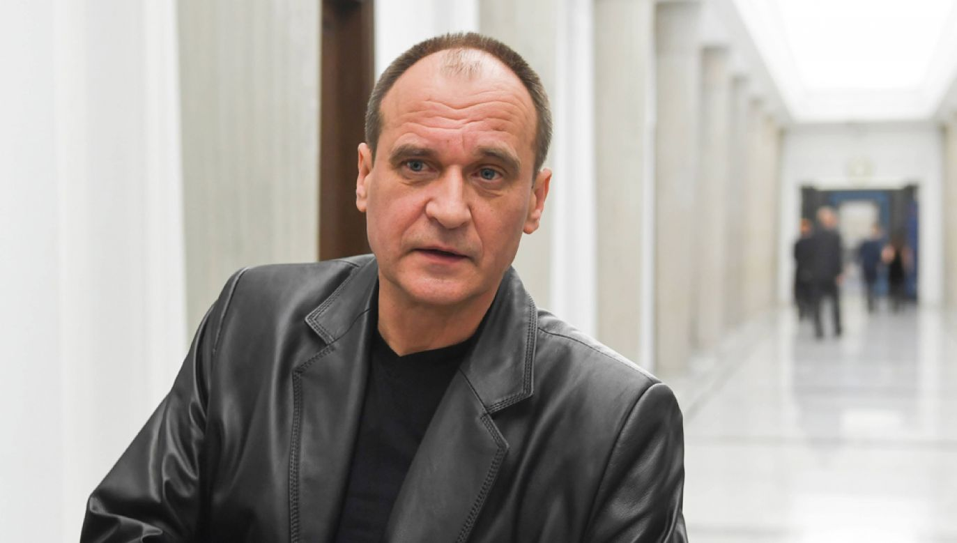 Lider Kukiz'15 liczy na obywatelskie poparcie dla swojego projektu (fot. arch. PAP / Piotr Nowak)