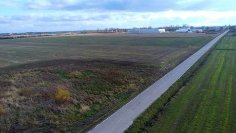 Tutaj, na granicy Łodzi i Ksawerowa, powstanie fabryka Miele