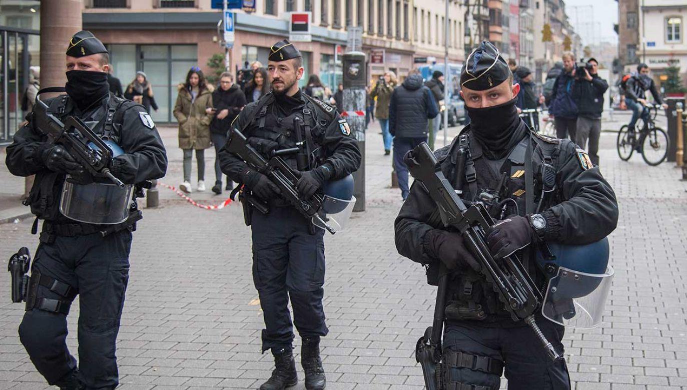 Do aresztowania doszło w nocy z czwartku na piątek (fot. Thomas Lohnes/Getty Images)