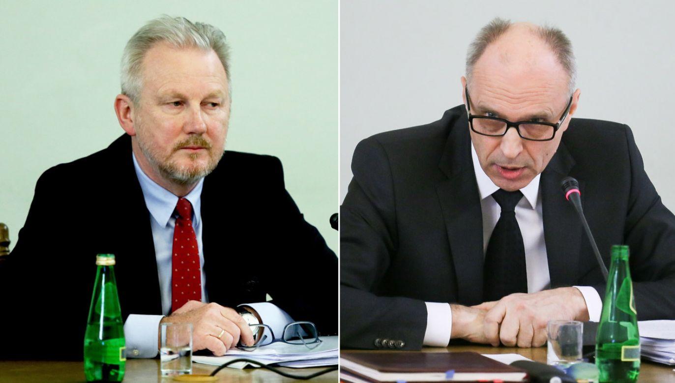 Szefostwo KNF nie przygotowało jednej linii zeznań. Wyjaśnienia jego członków mają być ze sobą sprzeczne (fot. arch.PAP/Tomasz Gzell/Paweł Supernak)