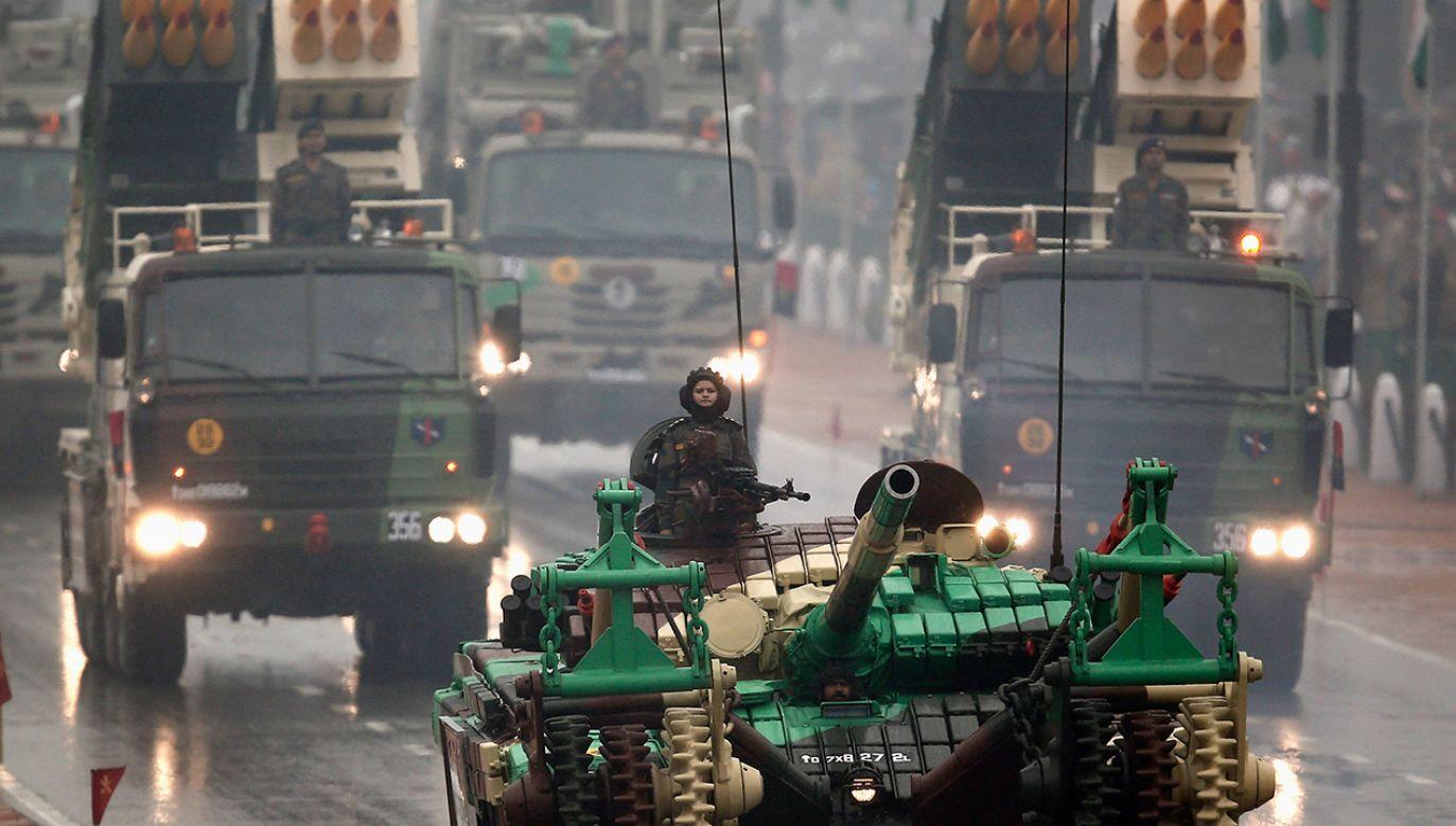 Pakistan obawia się ataku ze strony Indii. Oba państwa dysponują bronią jądrową (fot. REUTERS/Ahmad Masood)