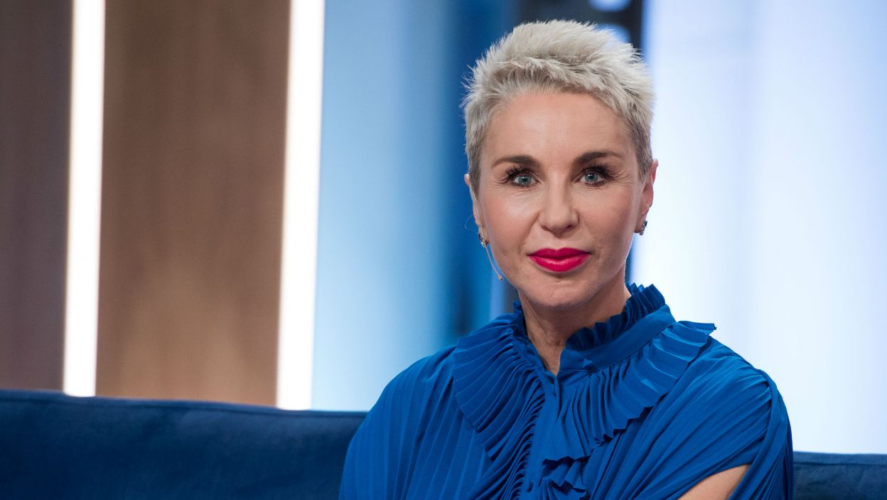 Barbara Cyrańska, dermatolog.