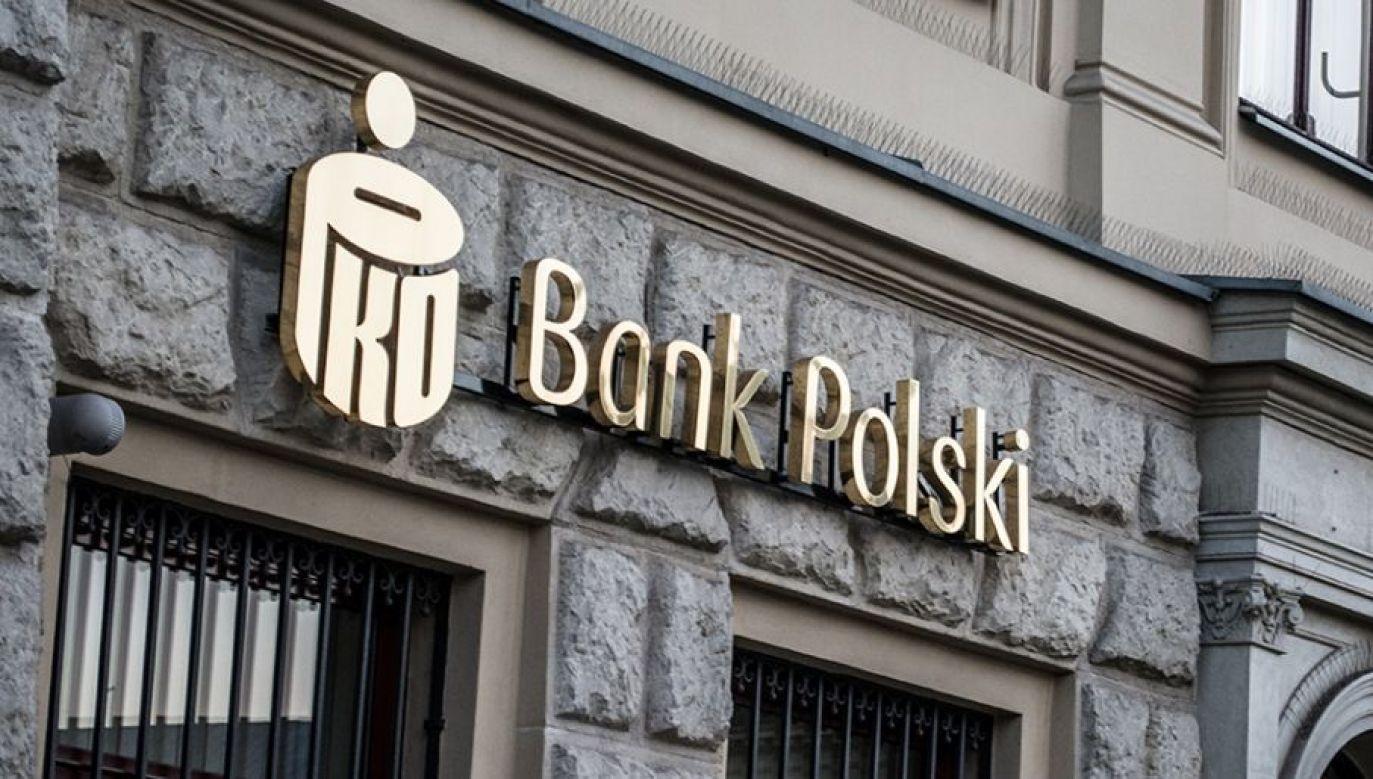 Na koniec ubiegłego roku polscy inwestorzy kontrolowali niemal 55 proc. sektora bankowego (fot. tvp.info/Piotr Król)
