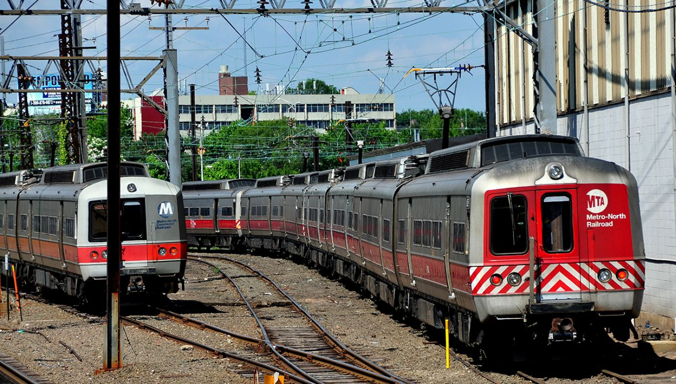 Metro-North, New Haven, Connecticut  (fot. Shutterstock/LEE SNIDER PHOTO IMAGES)