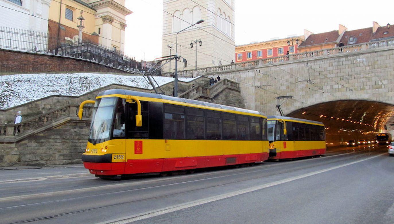 Warszawa zapłaci dwa miliardy złotych za tramwaje (fot. www.flickr.com/Janusz Jakubowski)