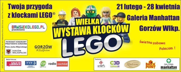Wielka Wystawa Klocków Lego Tvp3 Gorzów Wielkopolski Telewizja
