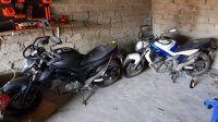 Odzyskane skradzione motocykle