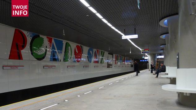 Mężczyzn zmarł na stacji metra (fot. flick)