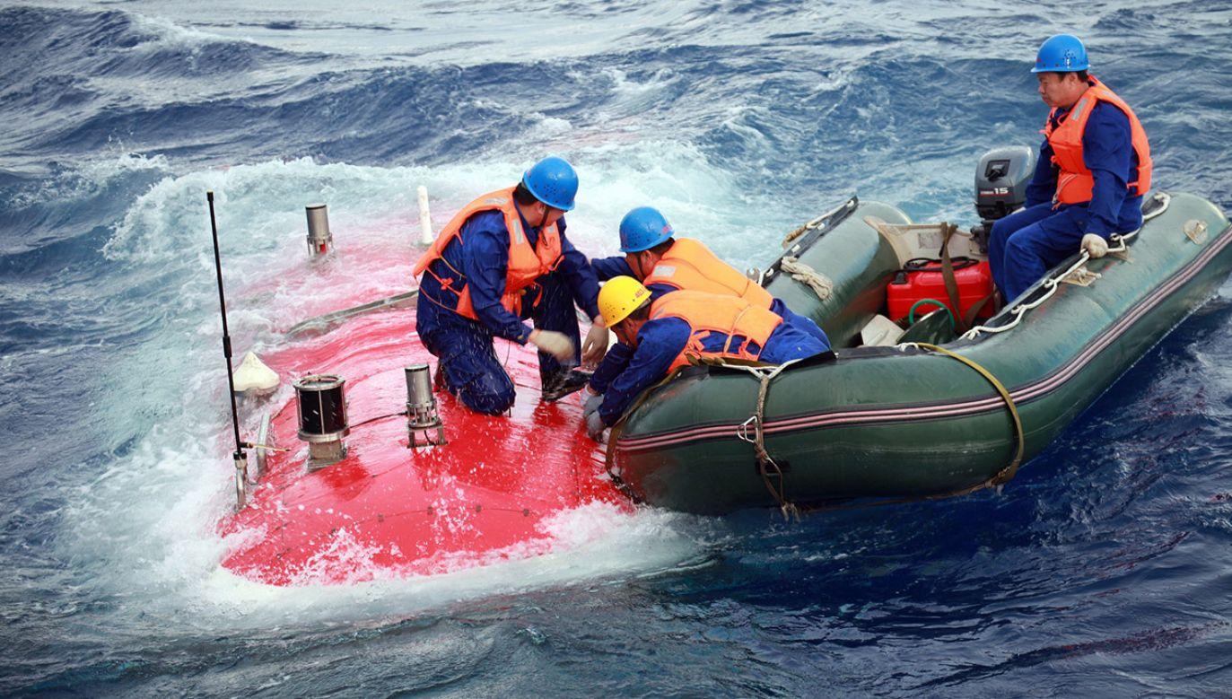 Naukowcy podjęli się zbadania mikroorganizmów zasiedlających te nadal niezbadane w istocie głębiny (fot. VCG/VCG via Getty Images)