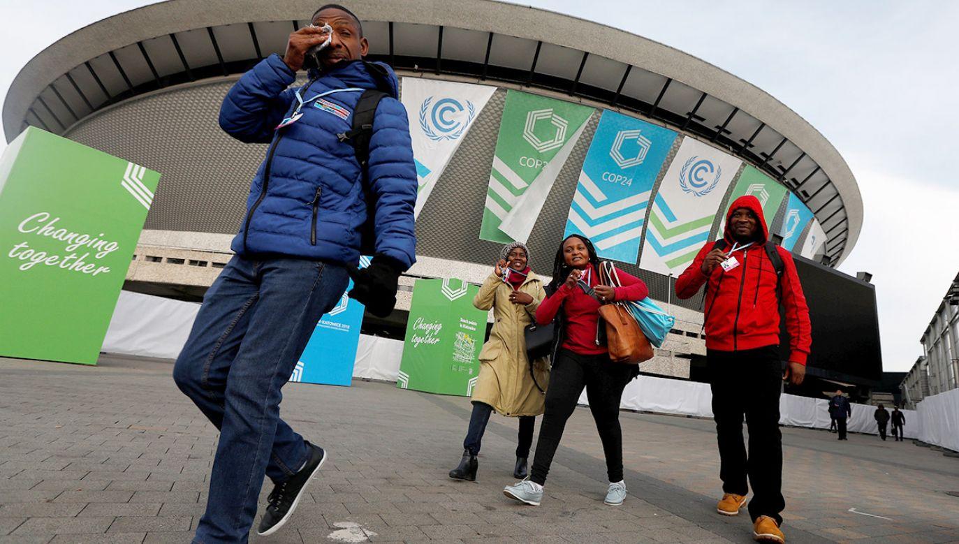 W grudniu 2018 r. w Katowicach spotkali się uczestnicy innej konferencji organizowanej pod egidą ONZ, szczytu klimatycznego COP24 (fot. REUTERS/Kacper Pempel)