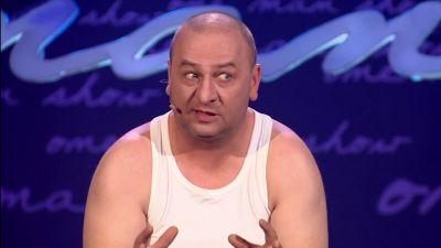 Ludzik, czyli One Man Show, odc. 1