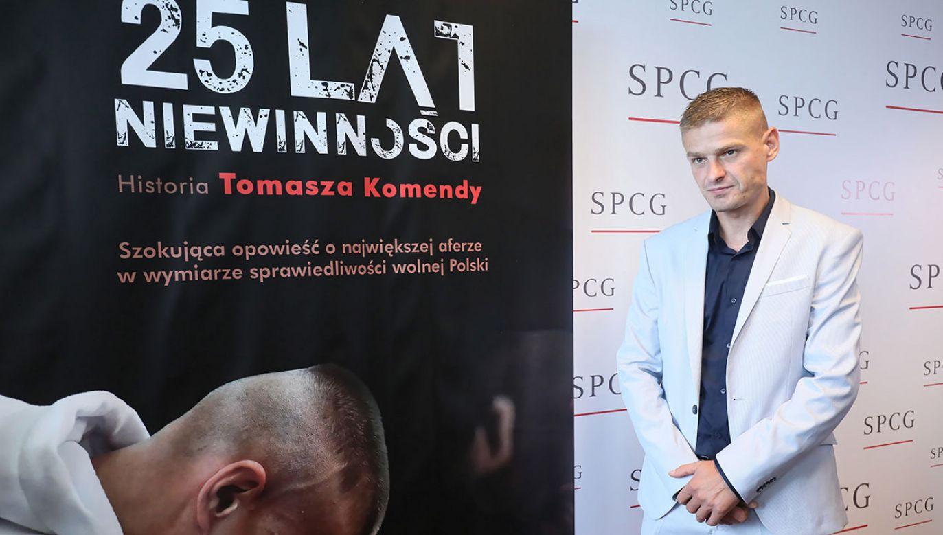 Komenda spędził w więzieniu 18 lat (fot. arch.PAP/Paweł Supernak)