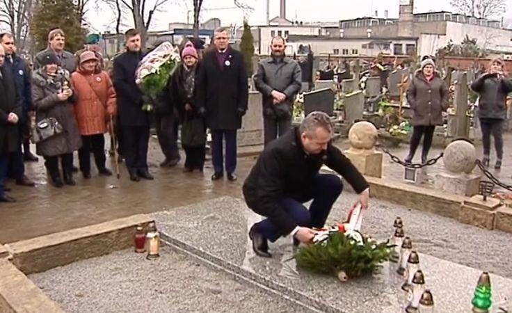 Na Pałukach pamięć o powstańcach wielkopolskich wciąż żywa