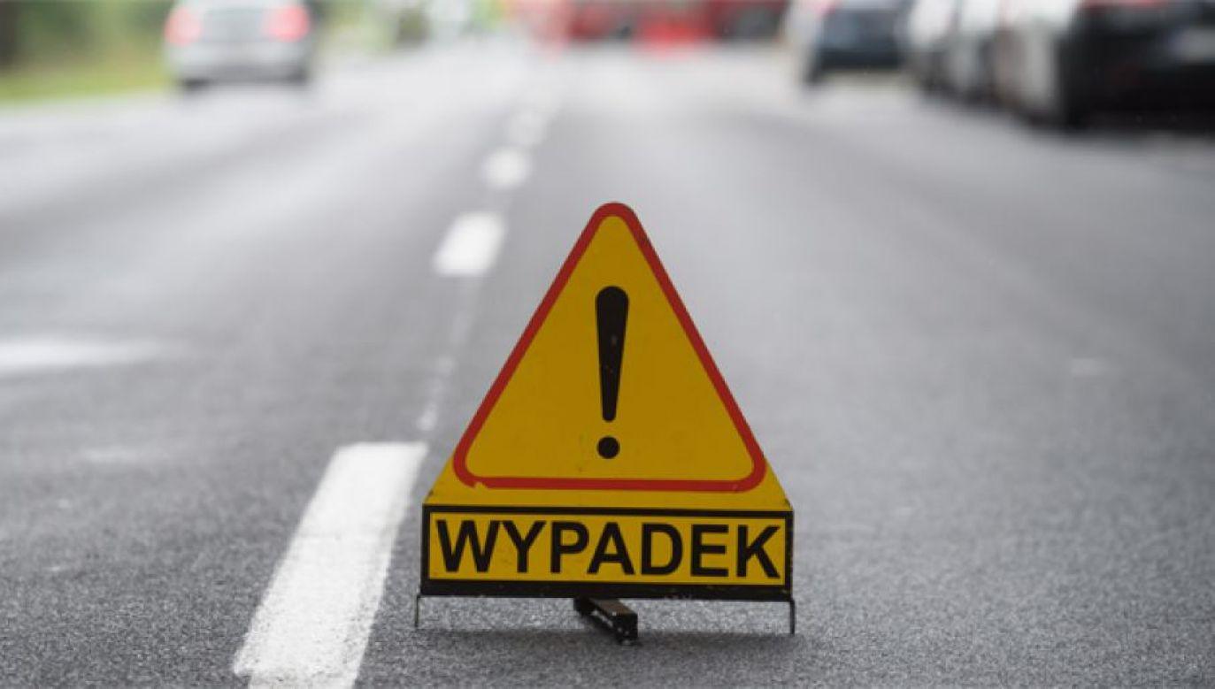 Zginęły osoby w wieku ok. 60 lat (fot. PAP/Jakub Kaczmarczyk)