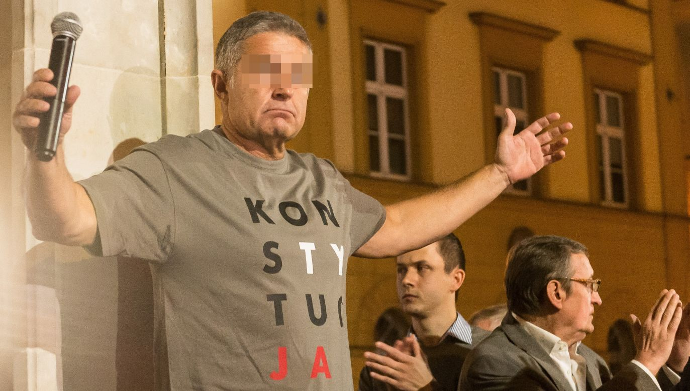 """""""Władysław F. stawiał gwałtowny opór, wierzgał nogami, krzyczał i reagował agresywnie"""" (fot. arch. PAP/Wojciech Pacewicz)"""
